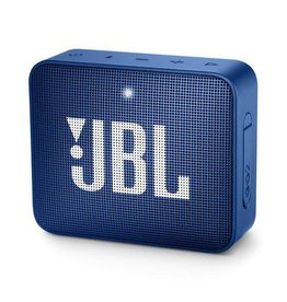 JBL JBL Go 2 - Speaker - for portable use - wireless - Bluetooth - 3 Watt - deep sea blue