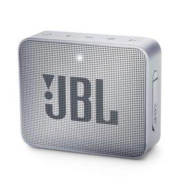 JBL JBL Go 2 - Speaker - for portable use - wireless - Bluetooth - 3 Watt - misty gray