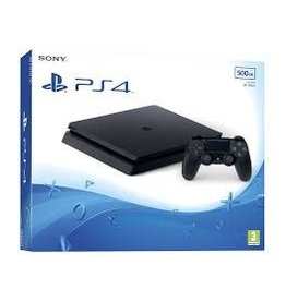 PS4 System 500GB SYSTEM
