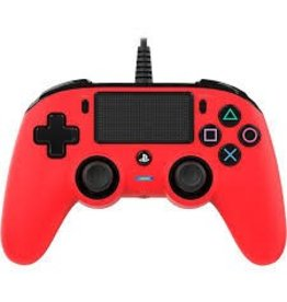 Nacon Nacon Controller Wired Red