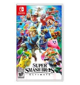 Switch Switch Super Smash Brothers Ultimate