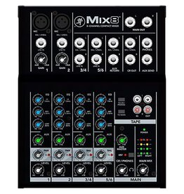 Mackie Mackie MIX8 8 Channel Compact Mixer