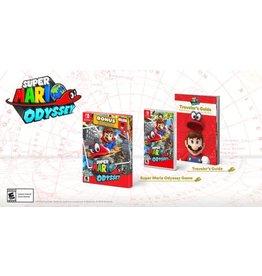 Switch Switch Super mario odyssey w/bonus map