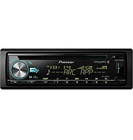 Pioneer Pioneer 1-Din CD Receiver w/Bluetooth & USB DEHS6000BS