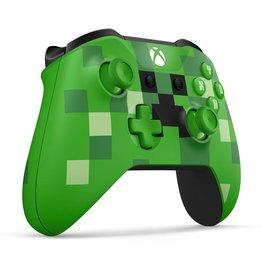 XONE XONE S Controller Minecraft Green