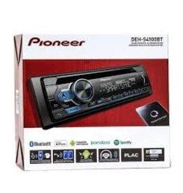Pioneer Pioneer 1-Din CD Receiver w/Bluetooth & USB DEHS4100BT