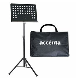 Accenta MUS-1B Music Stand with Bag