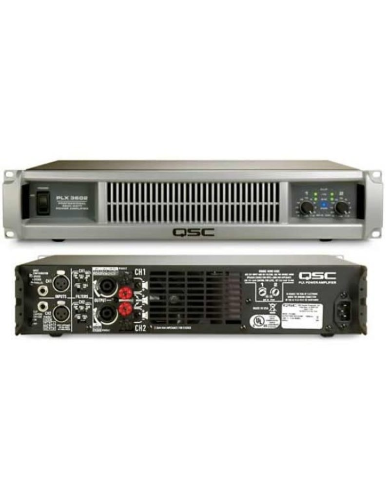 QSC QSC PLX3602 Amplifier