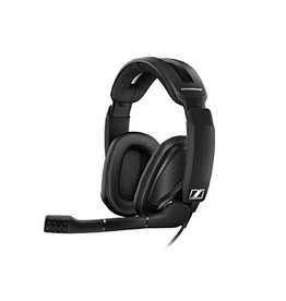 Sennheiser Sennheiser GSP 302 Closed Back Gaming Headset Black