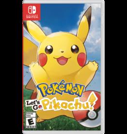 Switch SW Pokemon Let's Go Pikachu