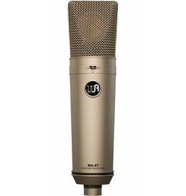 Warm Audio Warm Audio WA-87 87 Style Condenser Microphone