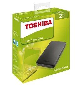"Toshiba Toshiba External HD Canvio 2Tb 2.5"" Black"