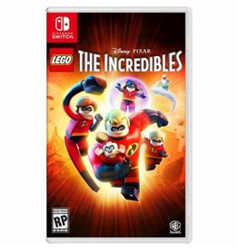 Switch Switch Lego Incredibles