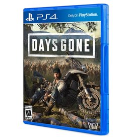 PS4 PS4 Days Gone