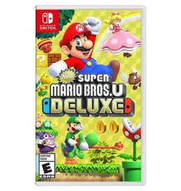 SW Switch Super Mario U Deluxe