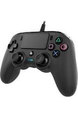 PS4 PS4   CONTROLLER ILLUMINATED BLACK (NACON)