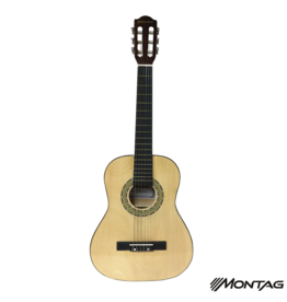 "Montag Montag Classical Nylon Guitar 39"""