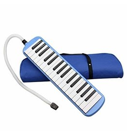 Montag Montag Melodica 32 Key Blue with soft