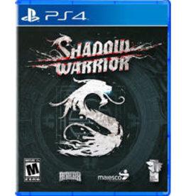 PS4 PS4 Shadow Warrior