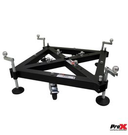 Pro X Pro X XT-GSB MK2 universal ground support base on wheels