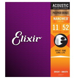 ELIXIR Elixir 11052 Acoustic Light Med