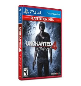 PS4 PS4 Uncharted 4 Thiefs End
