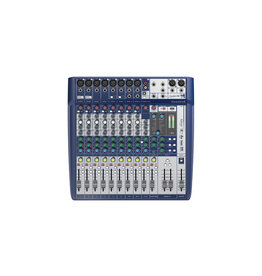 Soundcraft Soundcraft Signature 12 Mixer with Effects 12 Channel