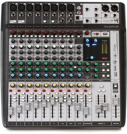 Soundcraft Soundcraft Signature 12MTK Mixer and Audio Interface with Effects 12 Channel
