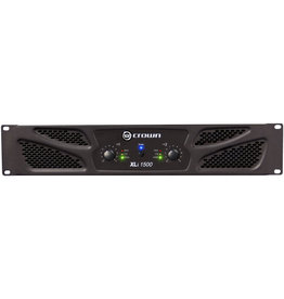 Crown Crown XLi1500 Power Amplifier 900 watts
