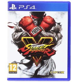 PS4 PS4 Street Fighter V