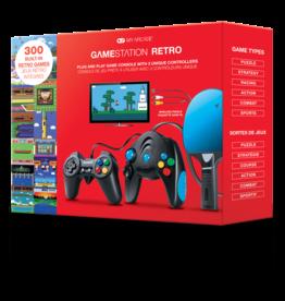 Dreamgear My Arcade Gamestation Plug N Play 300 Games