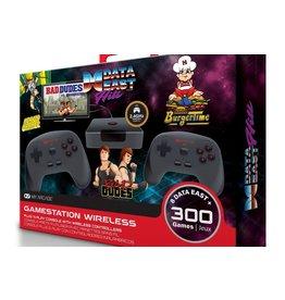 Dreamgear My Arcade Gamestation Plug N Play 300 Games Data East Hits