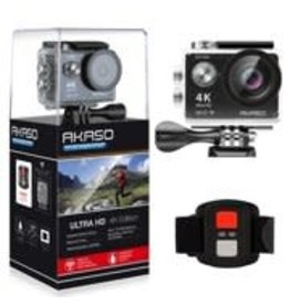 "Axess Axess Action Cam 4K Ultra HD 2"" LCD 140 Wide 30 Megapixel with Remote"