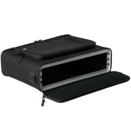 Gator Gator GR-RACKBAG-2U 2U Lightweight rack bag with aluminum frame and PE reinforcement
