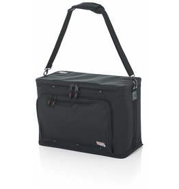 Gator Gator GR-RACKBAG-4U 4U Lightweight rack bag with aluminum frame and PE reinforcement