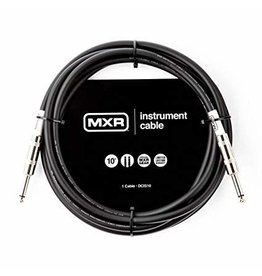 MXR MXR DCIS10 Instrument Cable 10 Feet