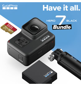 GoPro GoPro CHDRB-701 Hero 7 Black Holiday Bundle