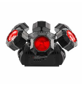Chauvet Chauvet HELICOPTERQ6 A multi-effect light that includes adjustable RGBW beams