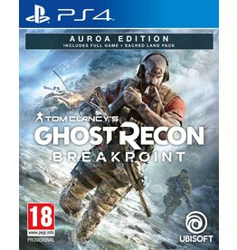 PS4 PS4 Ghost Recon Breakpoint Aurora Edition