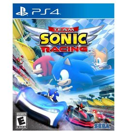PS4 PS4 Team Sonic Racing