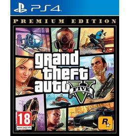PS4 PS4  GTA V Premium Online Edition