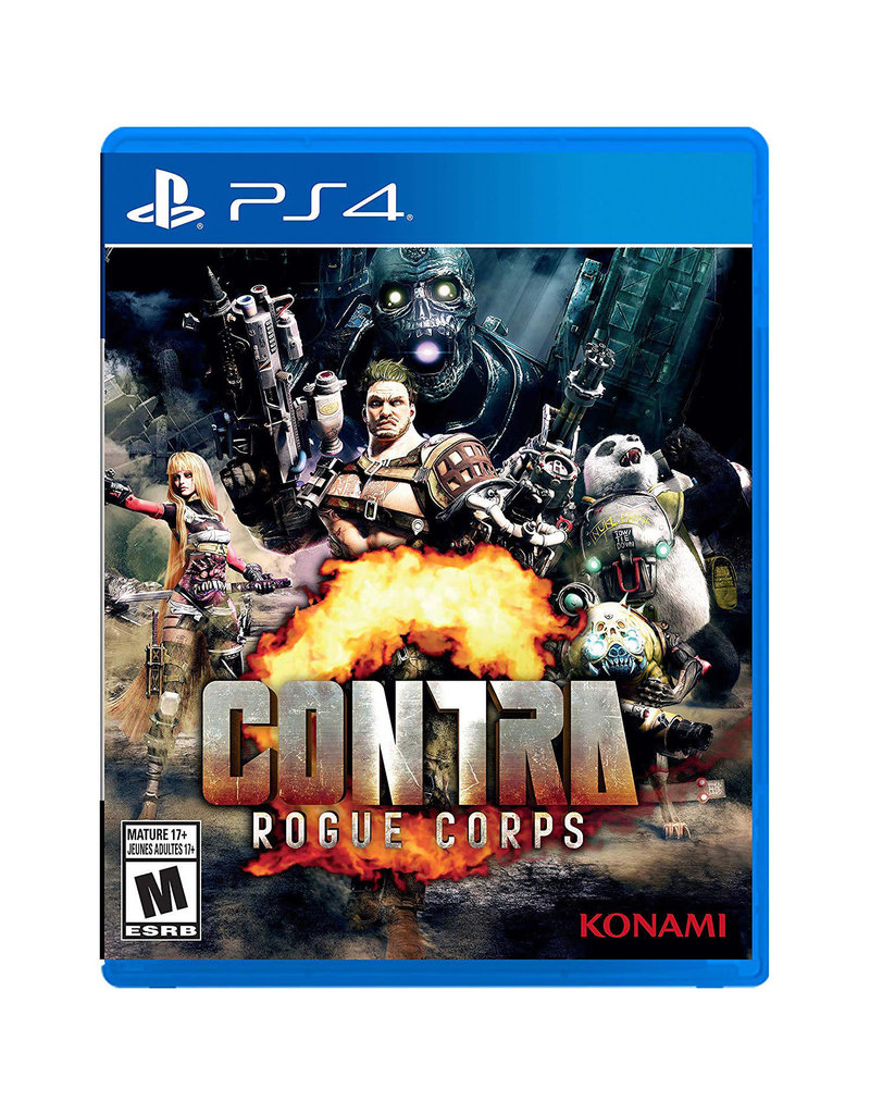 PS4 PS4 Contra Rogue Corps