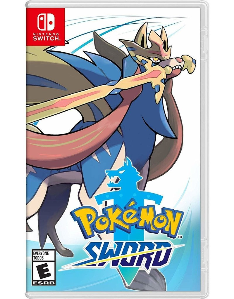 Switch Switch Pokemon Sword
