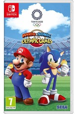 Switch Switch Mario & Sonic At The Olympic Games Tokyo 2020