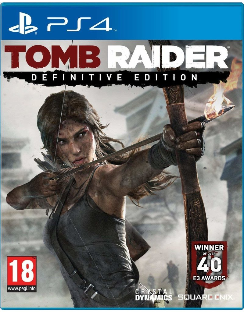 PS4 PS4 Tomb Raider Definitive Edition