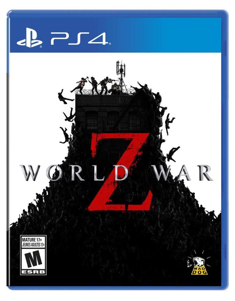 PS4 PS4 World War Z