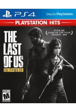 PS4 PS4 The Last of US