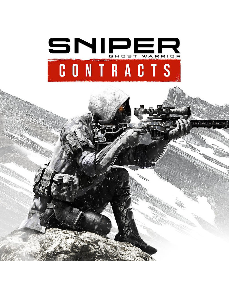 PS4 PS4 Sniper Ghost Warrior Contracts