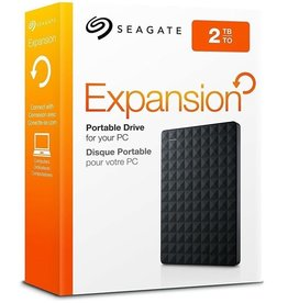 Seagate Seagate  Expansion Hard Drive 2TB External (portable) USB 3.0