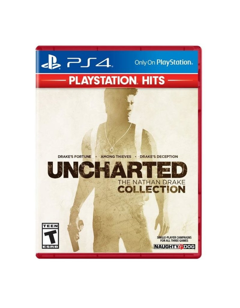 PS4 PS4 Uncharted the nathan drake collection